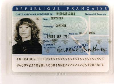 carte nationale identite passeport